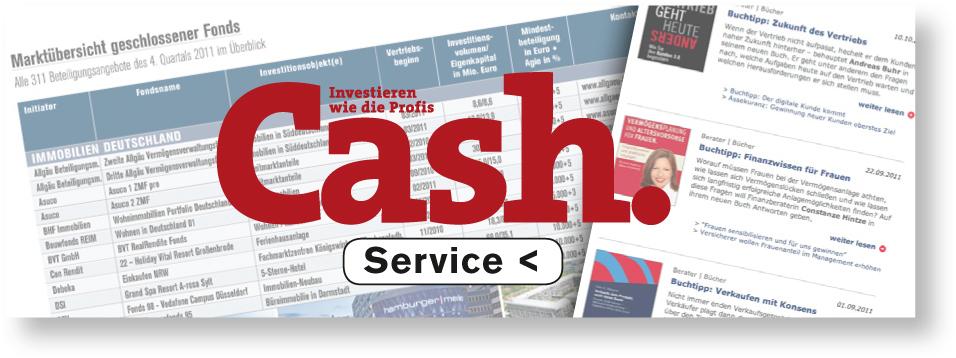 Service für Finanzdienstleister