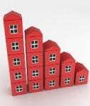 Haeuser-schrumpfen-shutt 13695373-127x150 in Baufinanzierungskosten erneut gesunken