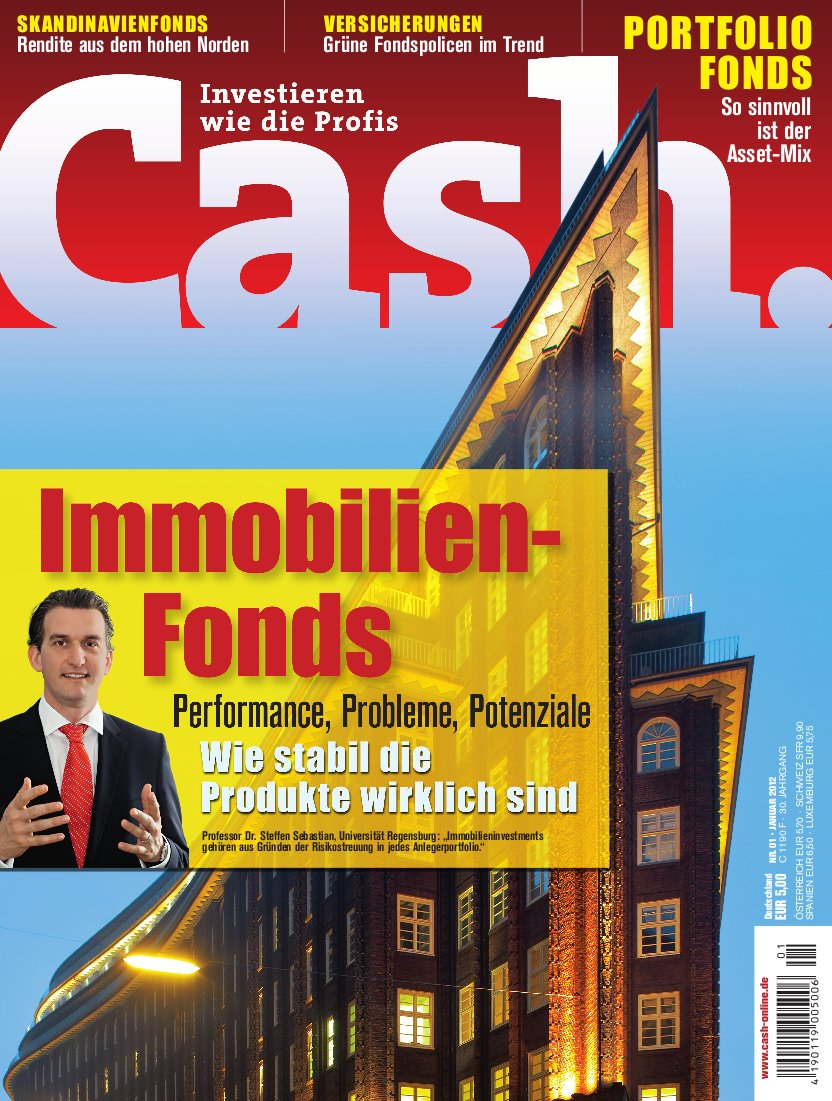 Cash -Ausgabe-01-2012 in Cash. 01/2012
