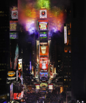 Das New Yorker Objekt 'One Times Square' ist Teil des Fondsportfolios