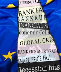 Immobilien-Krise-Europa-zweigeteilt in Der Bankensektor vier Jahre nach Lehman: Sackgasse oder Renaissance?