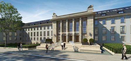 Kapitalanlageimmobilie Sophienpalais im Hamburg-Harvestehude von Frankonia Eurobau