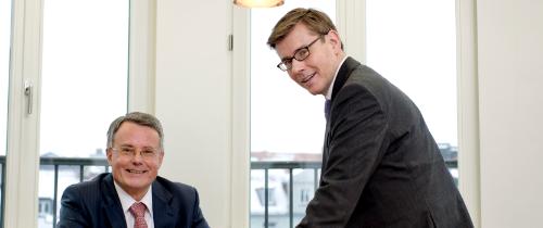 Vermögensanlage-Informationsblatt: Dr. Rüber und Dr. Reiff