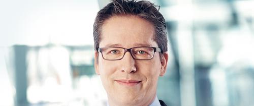 Der kommende Postbank-Vorstandsvorsitzende Frank Strauß