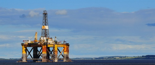 Ölpreis-Energiefonds-Ölplattform