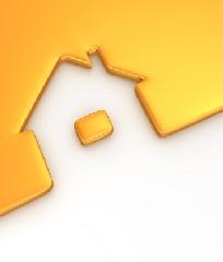 Haus-index-shutt 24953752 in Europace-Index: Wohnungspreise ziehen leicht an