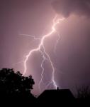 Elementarschadenversicherungen schützen vor Gewitterschäden