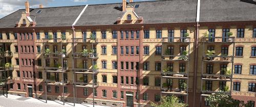 Denkmalgeschütztes Salomonstift wird zu Wohnungen