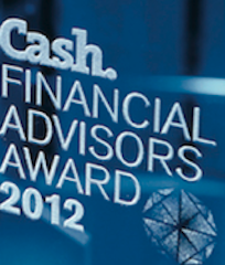 Financial Advisors Awards 2012