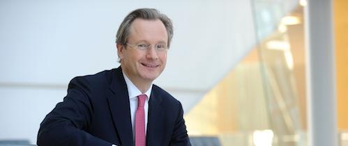 Dr. Per-Johan Horgby, VHV-Produktvorstand