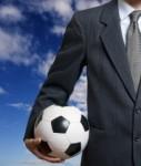 Sportsponsoring im Fußball ist Versicherern wichtig
