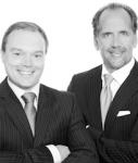 André Eberlein und Thomas Vogl, Carovus Finance