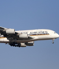 A380 Singapore Airlines in Wealth Cap erwirbt weiteren A 380 von Singapore Airlines