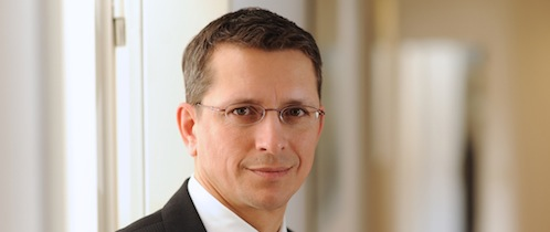 Norman Wirth, Vorstand des AfW