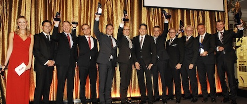Financial Advisors Awards 2012: Die Sieger