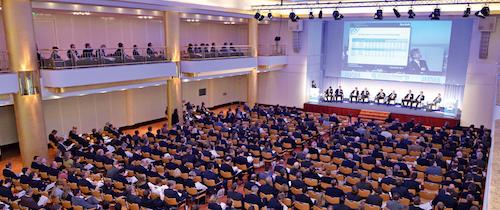 HansaForum in Hansa-Forum 2012: Die gesamte Schifffahrtsbranche unter der Lupe