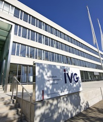 IVG Zentrale in Immobilienkonzern IVG bleibt trotz Restrukturierung in den roten Zahlen