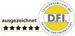 Dfi Siegel 6Sterne Conti-150x73 in Erneut sechs D.F.I.-Sterne für Conti-Leistungsbilanz