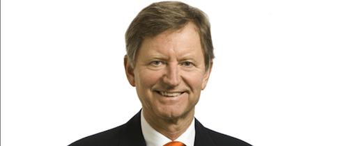 Alexander-Erdland-GDV in Dr. Erdland folgt Hoenen als GDV-Präsident