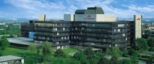 Alte-Leipziger-Zentrale in Oberursel