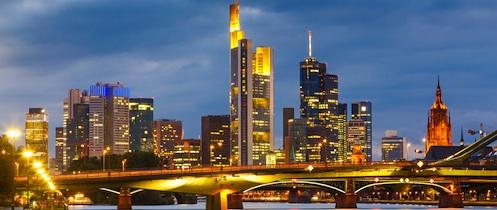 Dossier Immobilien Skyline Frankfurt in Dossier:  Deutsche Immobilien im Fondsmantel