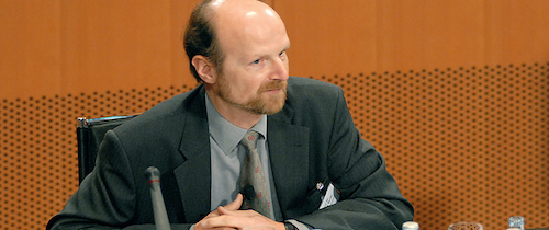 Professor Andreas Oehler, Universität Bamberg