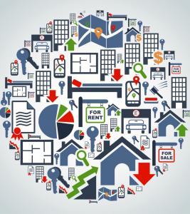 Globale-Gewerbeimmobilien-267x300 in Gewerbeimmobilien: Investmentvolumen 2013 global wieder auf Vorkrisenniveau
