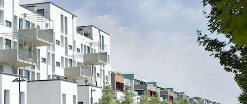 Neubauten-Wohnimmobilien-Deutsche-Bank in Wohnungsbau: Genehmigungen haben 2012 spürbar zugelegt