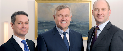 STV Reeder in Neu gegründete Reederei nimmt Fahrt auf Investoren auf