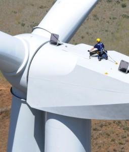 Windenergie Bau-255x300 in Studie belegt Einsparpotenzial bei der Energiewende