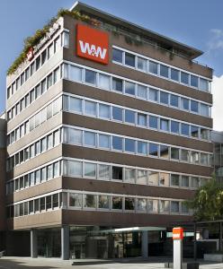 Wuestenrot-Wuerttembergische-Zentrale-Stuttgart-248x300 in Wüstenrot mit Rekord-Neugeschäft