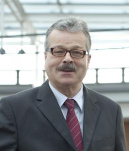 Dr. Peter Aubin, Vorstand der Volksbank Göppingen