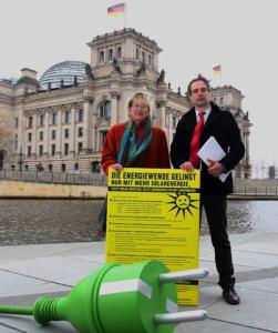 """BSW Solar Reichstag-251x300 in Energiewende: """"Die Kostenersparnis muss beim Bürger ankommen"""""""