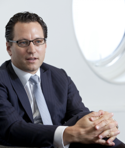 Dr. Sebastian Grabmaier, Vorstandsvorsitzender JDC