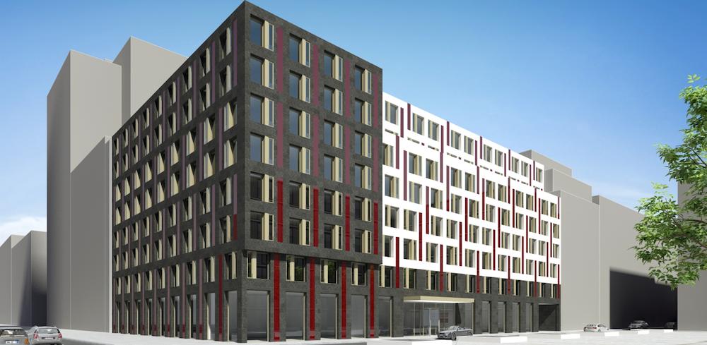 Holiday-Inn-offener-Immobilienfonds-Uniimmo-Deutschland1 in Projektentwicklungen für offenen Immobilienfonds Uniimmo Deutschland