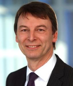 Dieter Dieter Pfeiffenberger, Vorstandsvorsitzender der BHW Bausparkasse