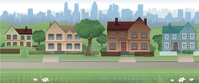 Randlage-Stadt-Wohnimmobilienmarkt-Preise-Mieten in Preise und Mieten legen auch in Randlagen von Großstädten zu