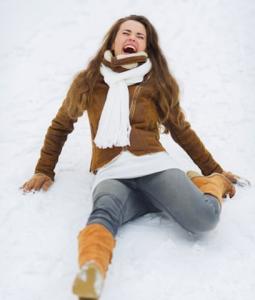 Streupflicht bei Wintereinbruch