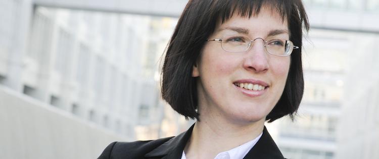 Stefanie Kühn, Inhaberin der Private Finanzplanung Kühn