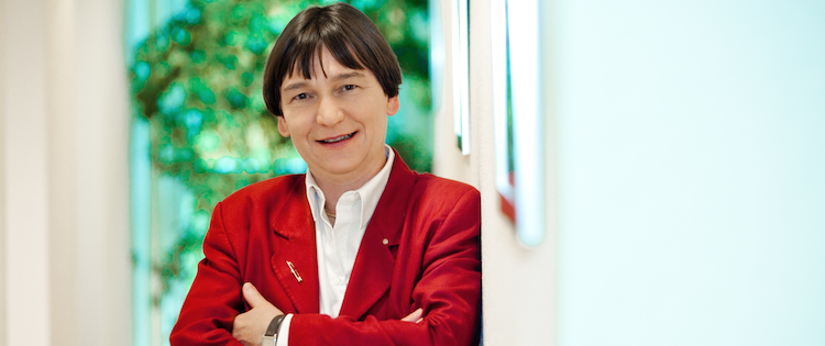 Dr. Mechthild Upgang, Vorstand des Finanzdienstleisters Dr. Upgang AG