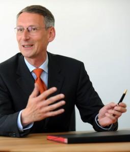 Frank Hilbert übernimmt für die VHV noch mehr Verantwortung.