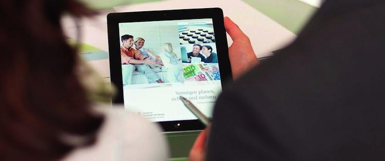 Verkaufshilfe: Die vertriebliche Nutzung des iPads liegt im Trend