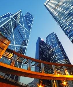 Wolkenkratzer-253x300 in Globale Wohnimmobilienpreise: Stärkste Zunahme in Hongkong und China