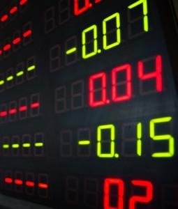 Aktienmarkt: Privatanleger schalten einen Gang zurück