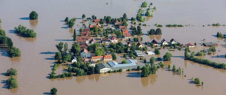 Hochwasser kostet Assekuranz fast zwei Milliarden Euro