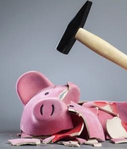 Studie: Deutsche sparen weniger