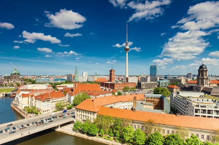 Berlin in Berlin: Flächennachfrage der Medienbranche wächst