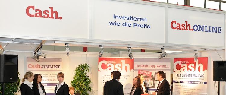 DKM 2013: Cash. bietet Lesern kostenfreien Eintritt