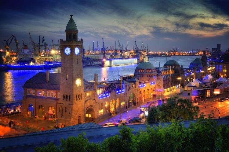 Hamburg in Deutsche Büroinvestments wachsen weiter