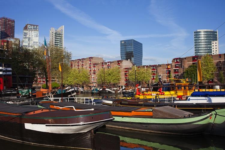 Holland in Investitionen in den Niederlanden nehmen zu